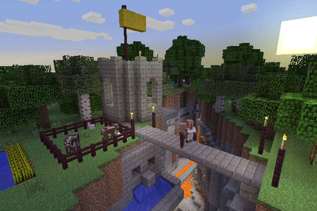 Minecraft Hits PlayStation Vita In North America On Oct Polygon - Minecraft spiele fur ps vita