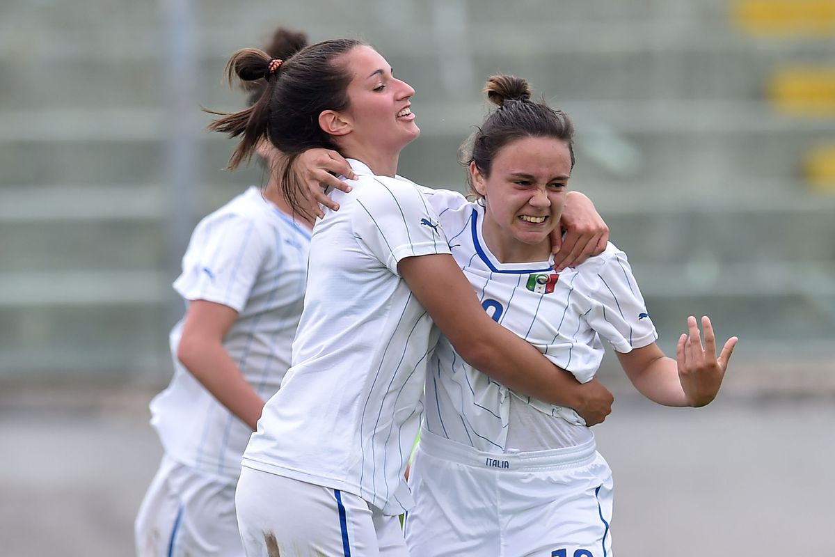 """An Italian soccer official allegedly called female soccer players """"bunch of lesbians."""""""