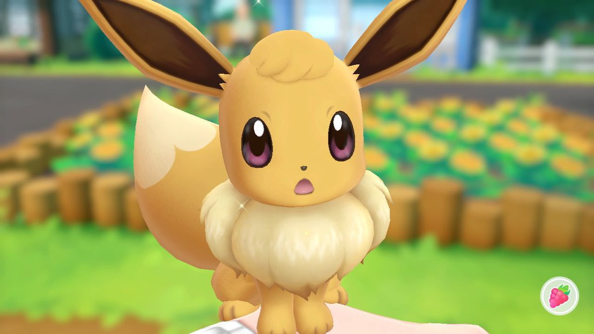 Hair Style Eevee: Pokémon: Let's Go! Review: A Charming, Imperfect Nintendo