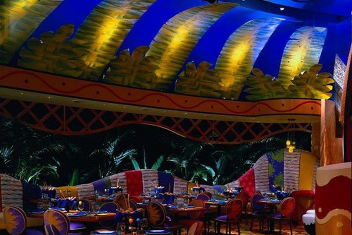 Samba Brazilian Steakhouse.