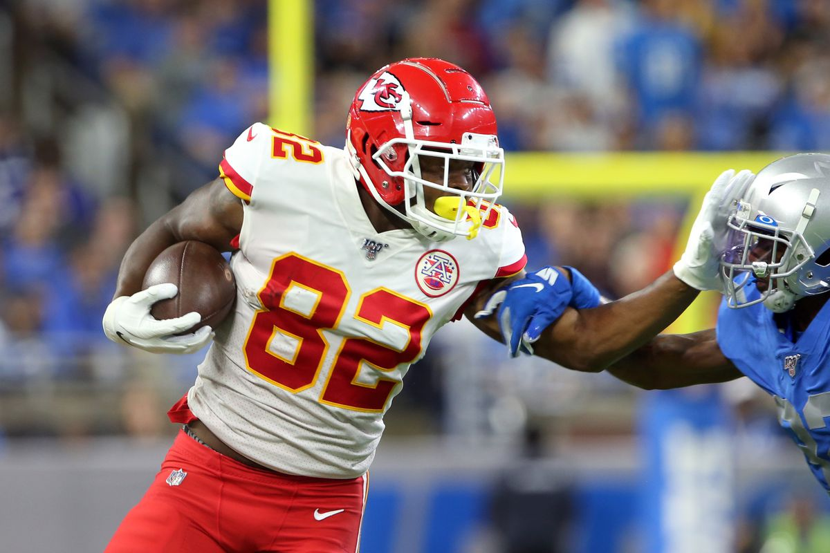 Kansas City Chiefs v Detroit Lions - NFL