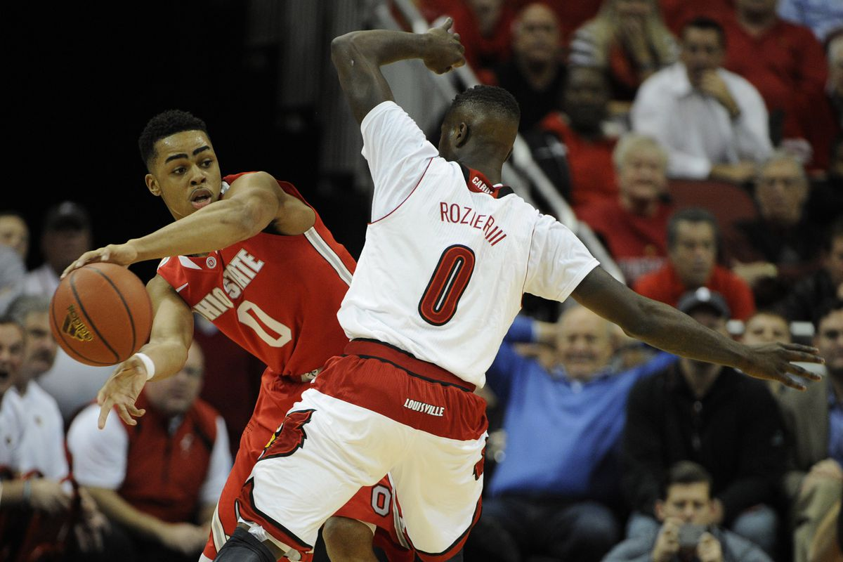 D'Angelo Russell has made a big impact early for the Buckeyes