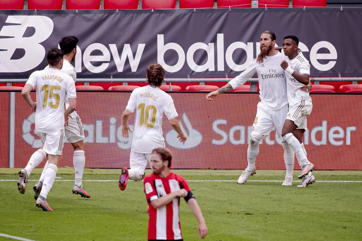 Athletic de Bilbao v Real Madrid - La Liga Santander