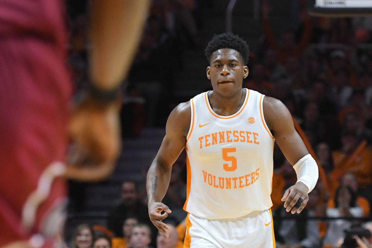 9b8d73b4665 The Vols will need Admiral Schofield in a big way come Saturday. Randy  Sartin-USA TODAY Sports