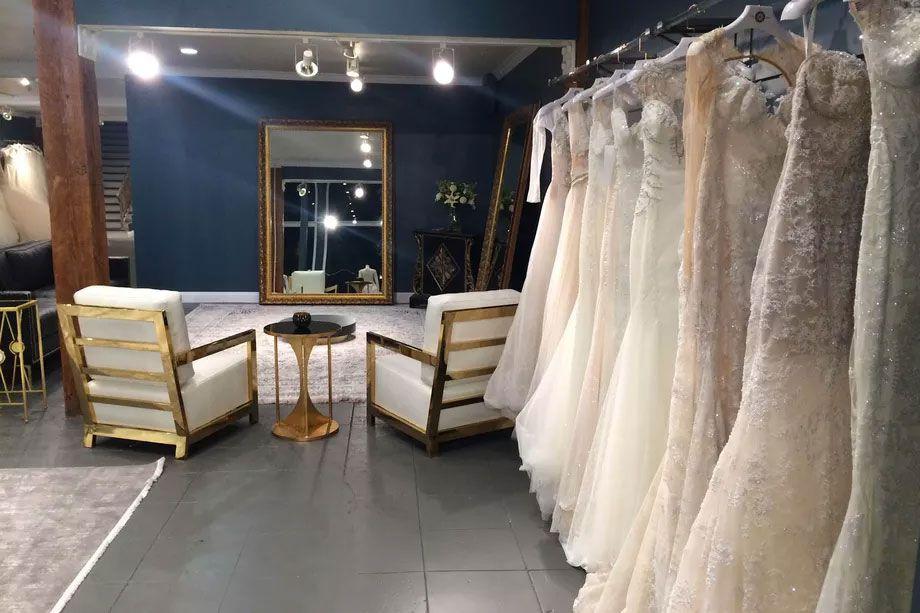 LA's Best Bridal Boutiques