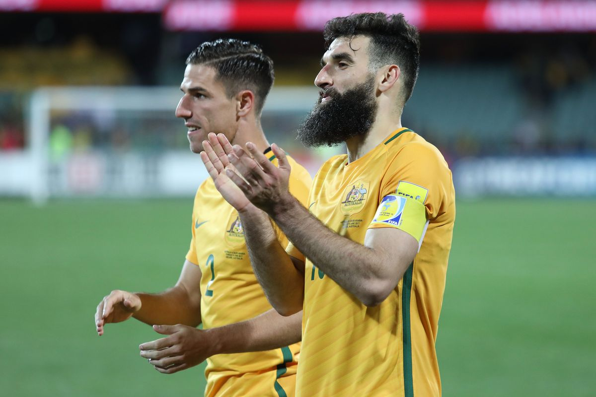 Australia v Saudi Arabia - 2018 FIFA World Cup Qualifier