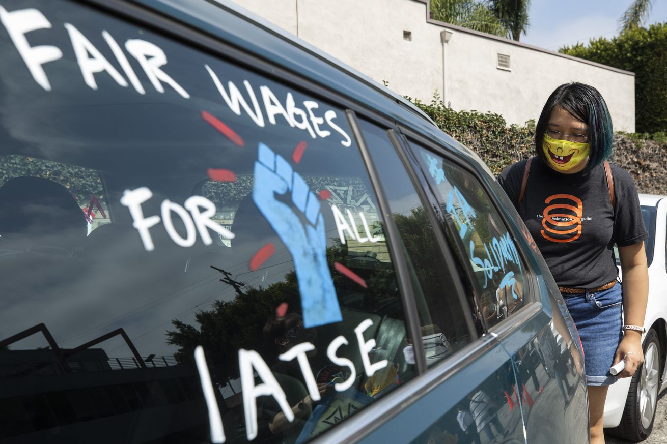 IATSE members were planning to strike over working conditions