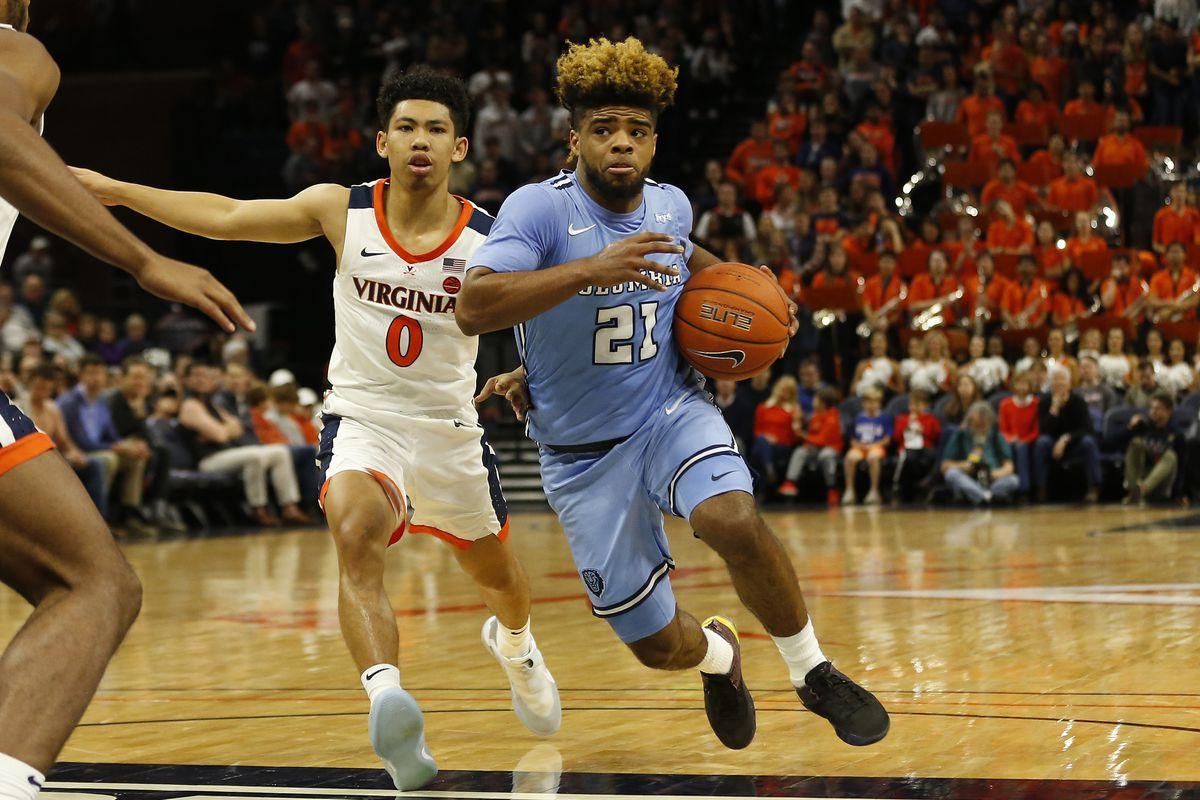 NCAA Basketball: Columbia at Virginia