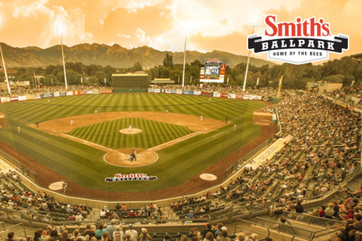 Smith's Ballpark, Salt Lake City