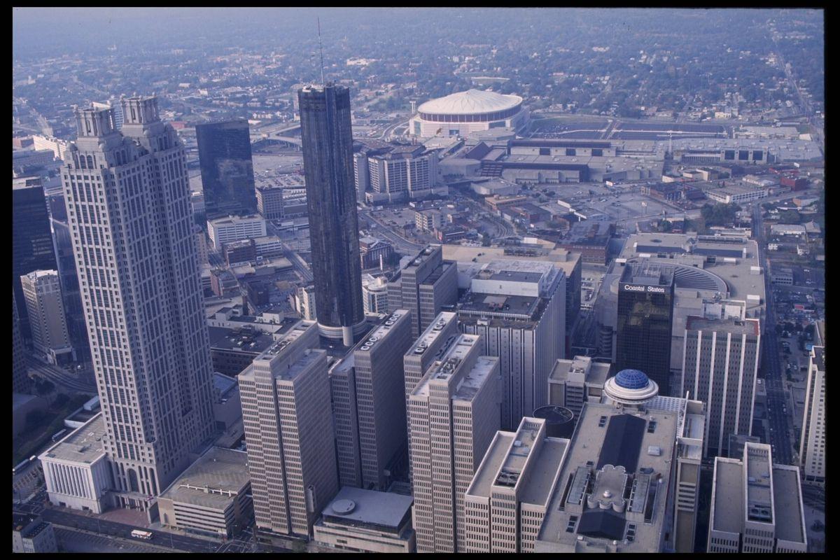 Atlanta Scenics Downtown