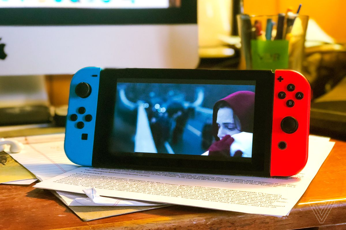 Hulu proves that the Switch is a perfectly good streaming gadget