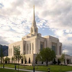 An open house will be held for the Ogden Utah Temple from Aug. 1 to Sept. 6.