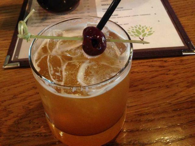 Coda Cider Cocktail