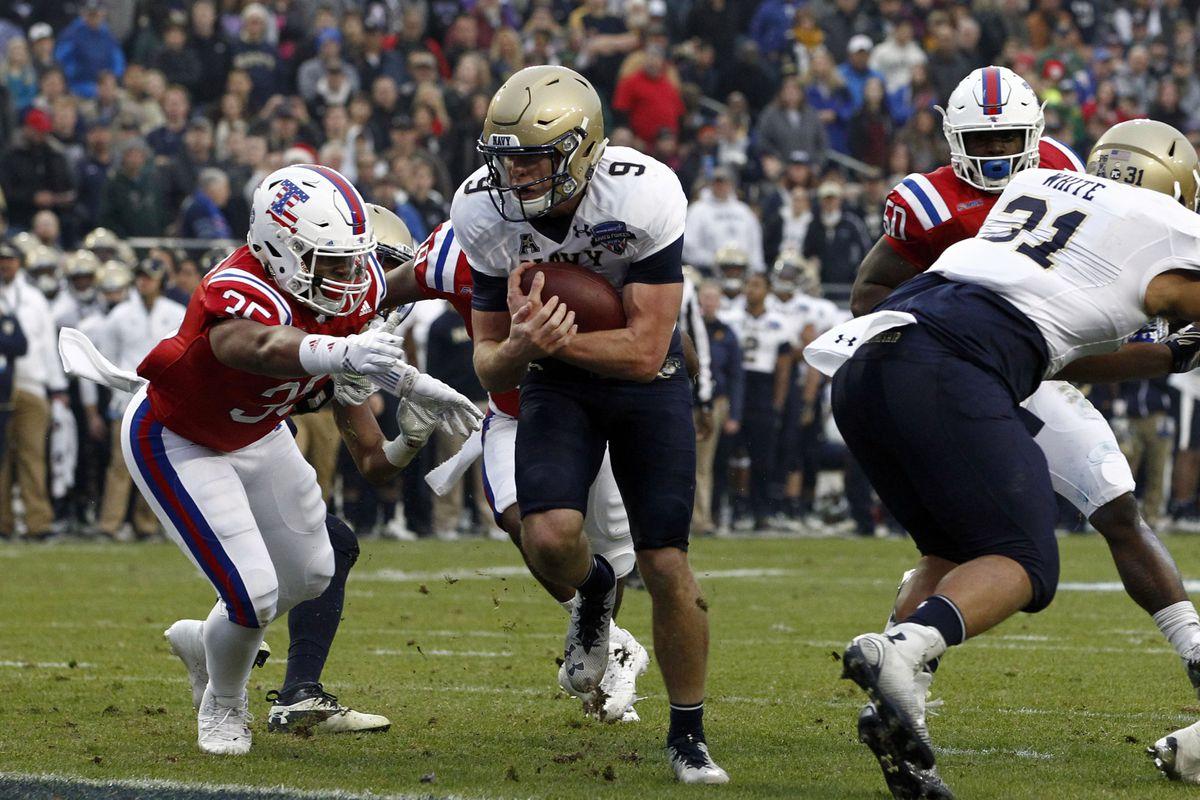 NCAA Football: Armed Forces Bowl-Louisiana Tech vs Navy
