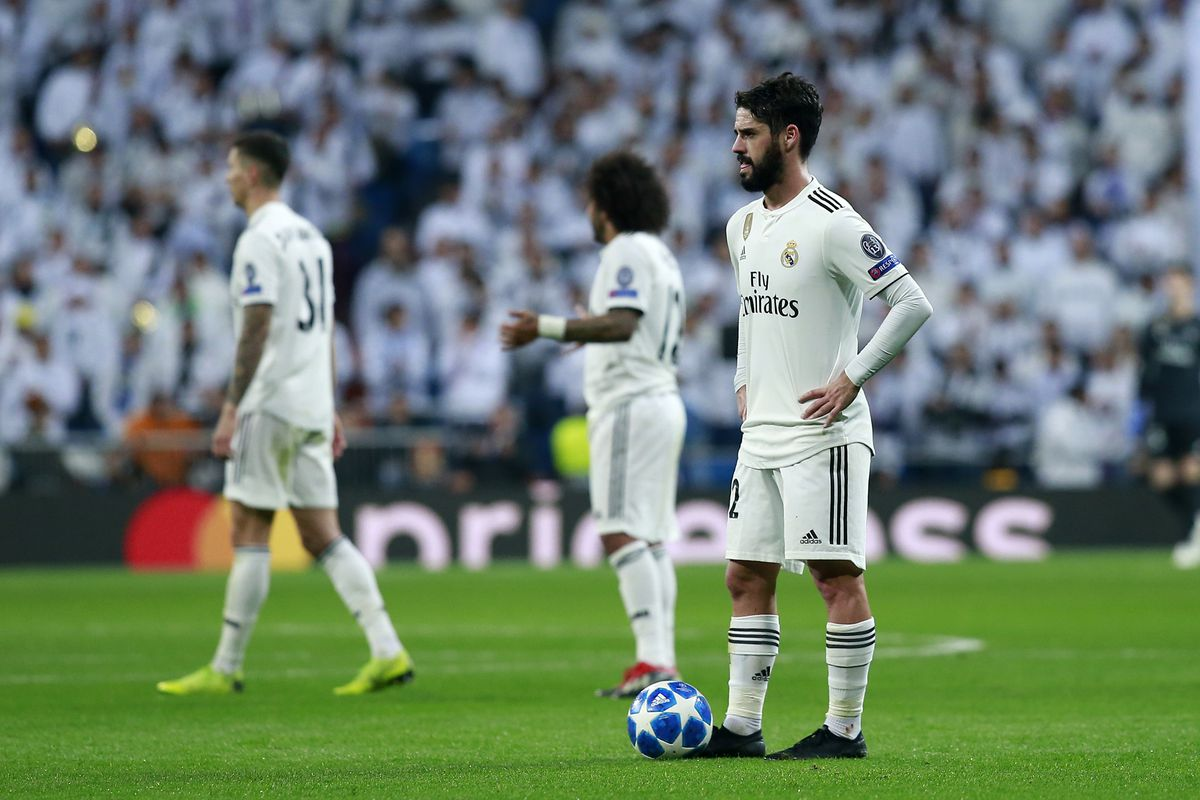 Tactical Review  Real Madrid 0-3 CSKA Moscow  2018 Champions League ... d590b6799