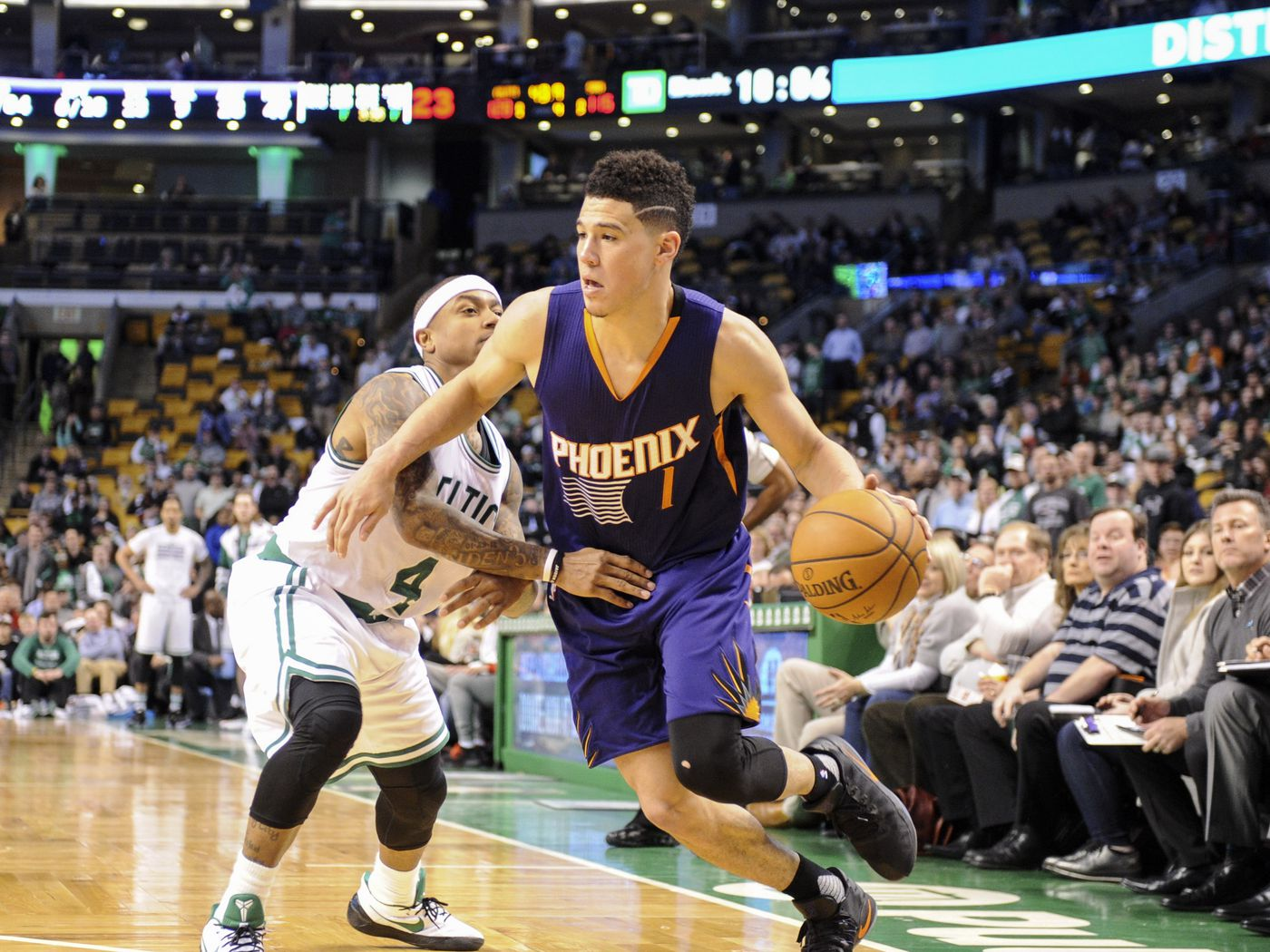 866b03fd8 9 ridiculous stats from Devin Booker s 70-point game - SBNation.com