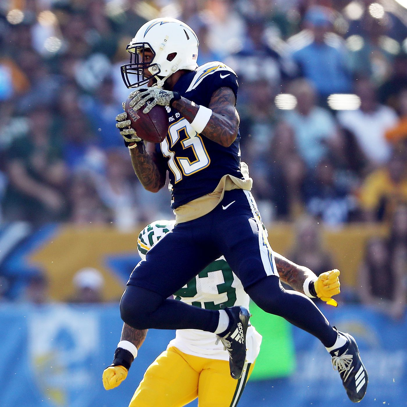 Chargers Packers Final Score Los Angeles Chargers Defeat The Green Bay Packers 26 11 Bolts From The Blue