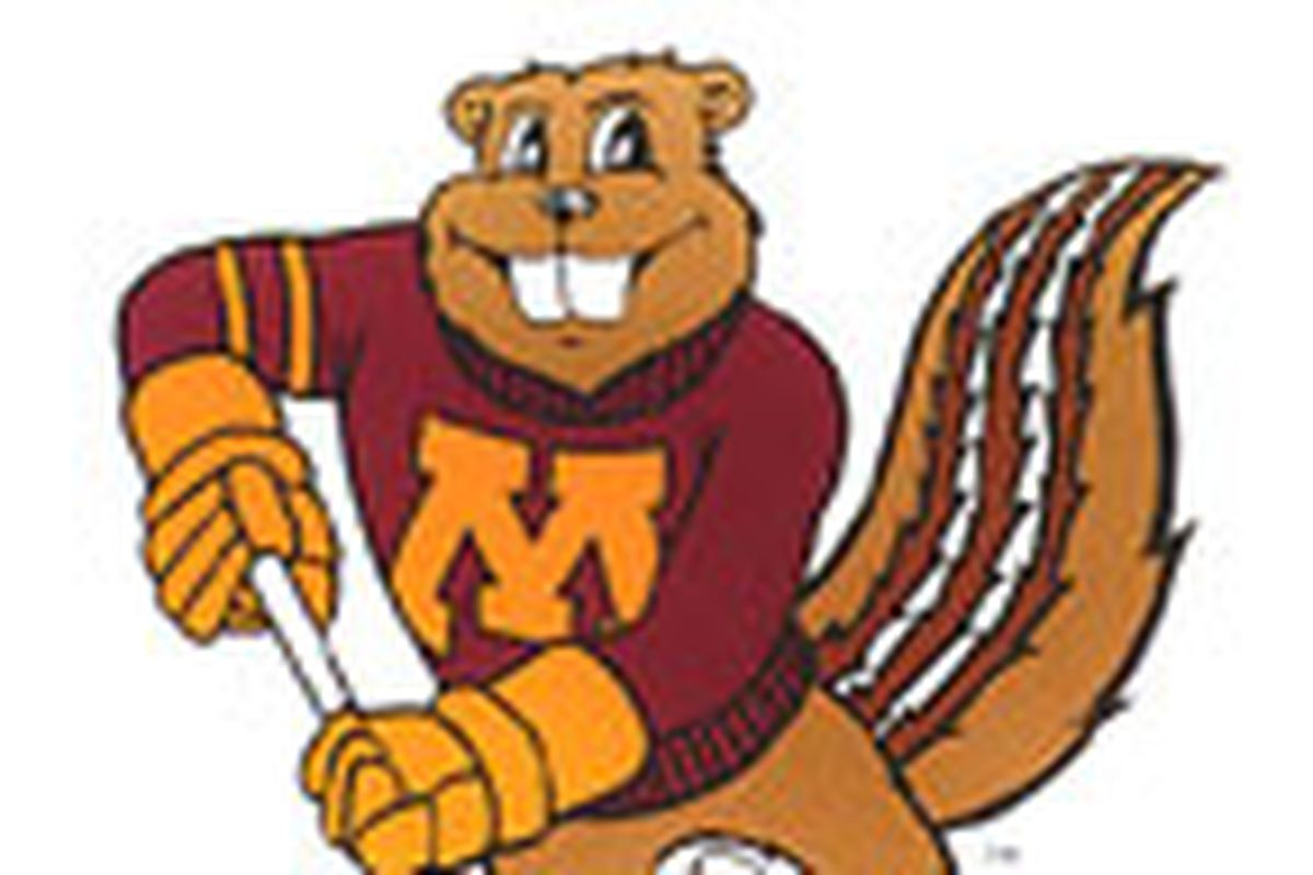 Big 2nd period lifts Wisconsin Badgers over Minnesota ... Gopher Hockey