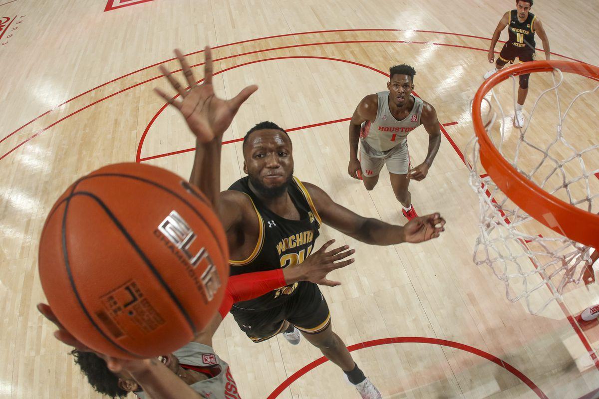 NCAA Basketball: Wichita State at Houston