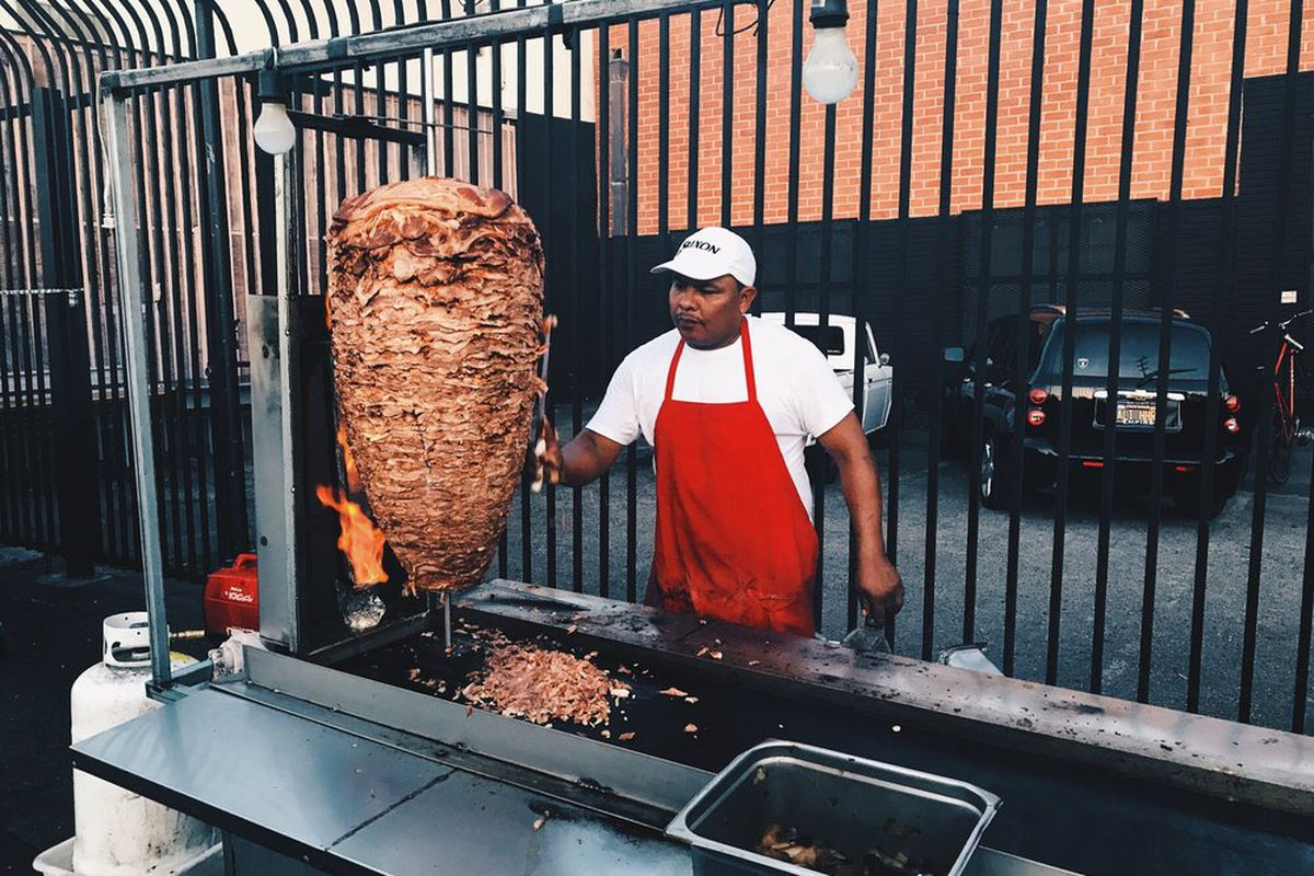 Recent East LA Taco Stand Robberies Has Street Vendors on