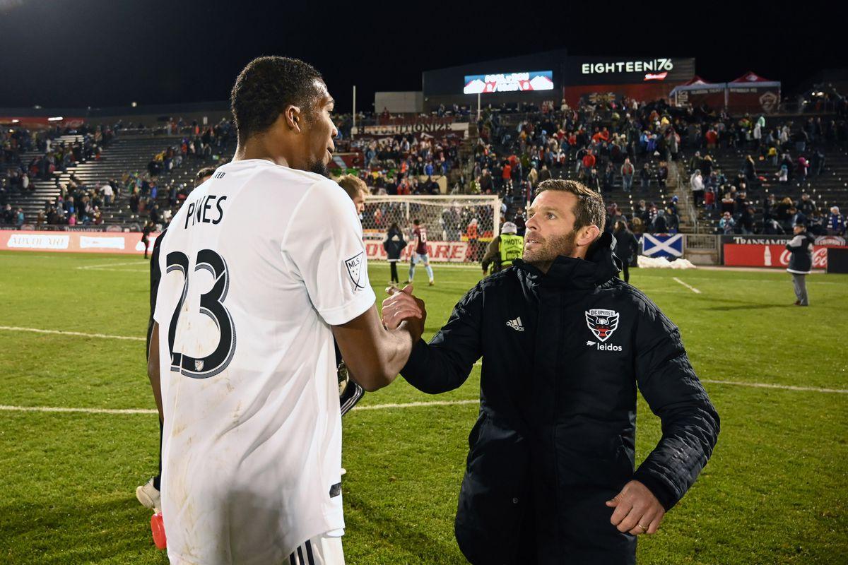 MLS: D.C. United at Colorado Rapids