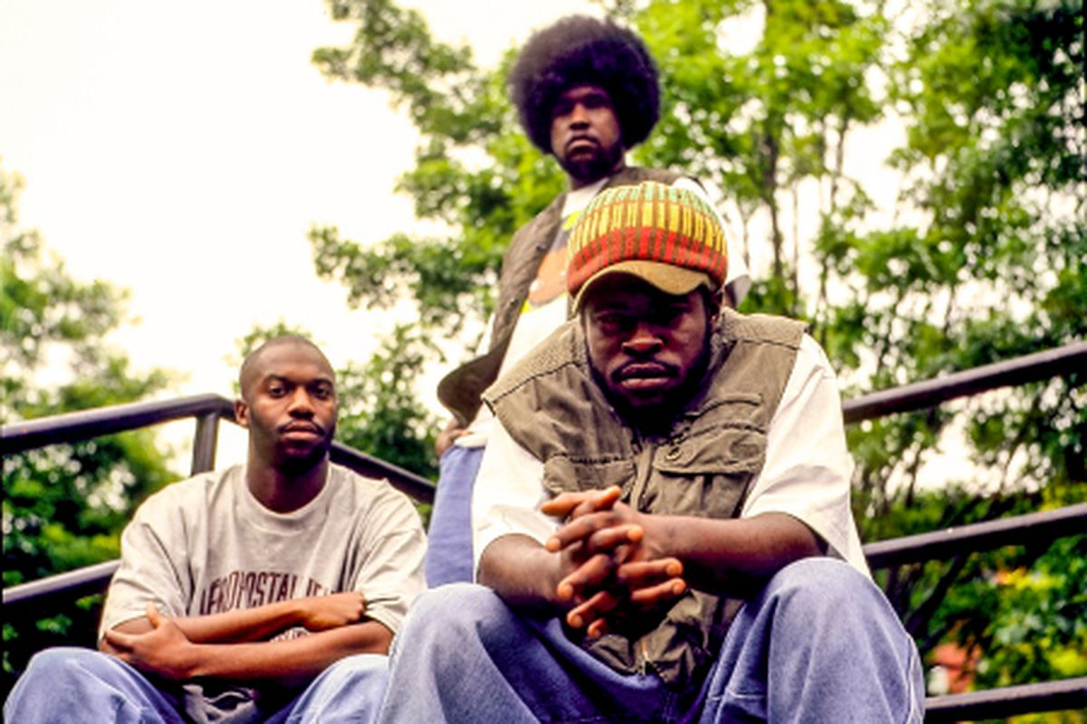 Malik B and The Roots