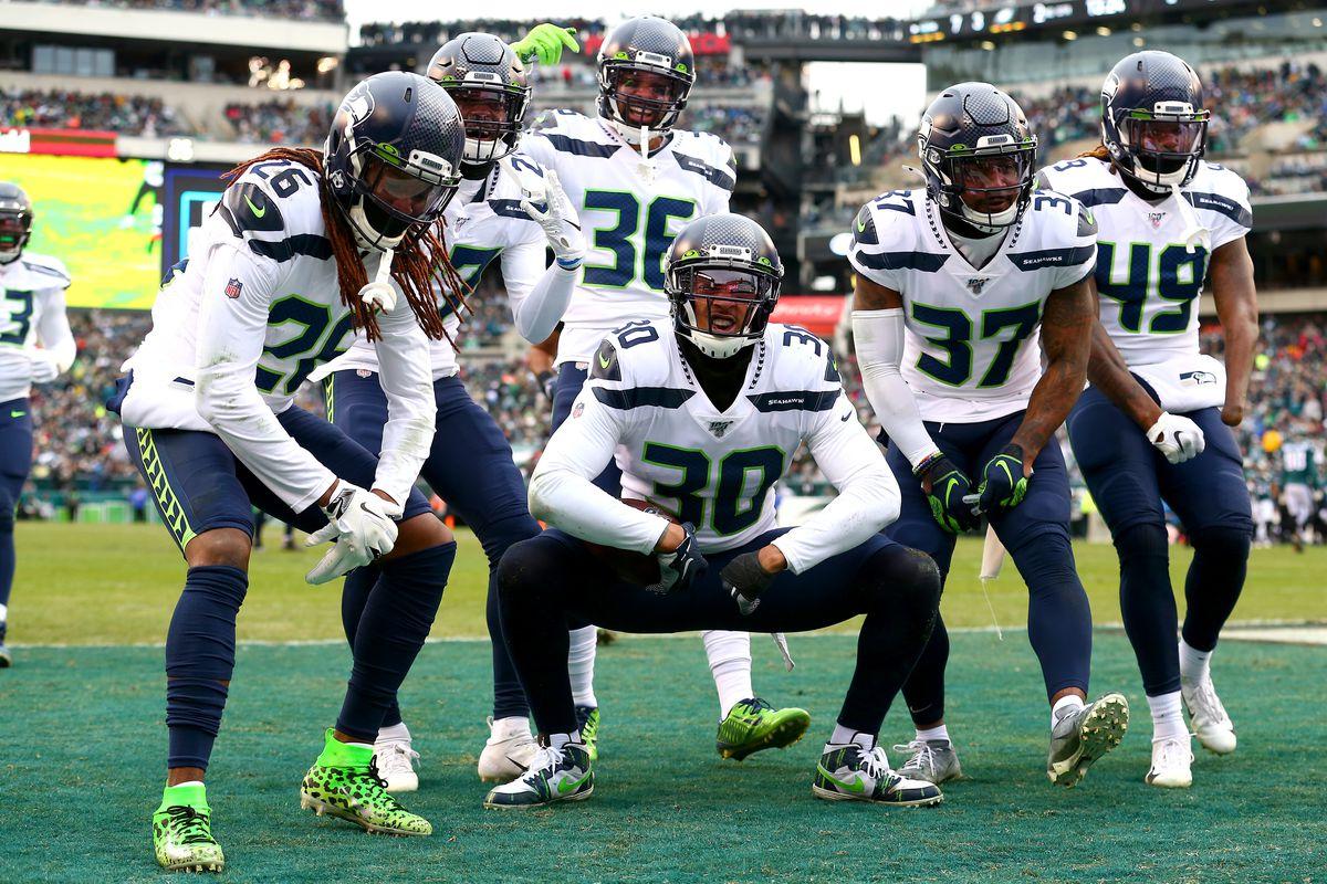 Seattle Seahawks vPhiladelphia Eagles