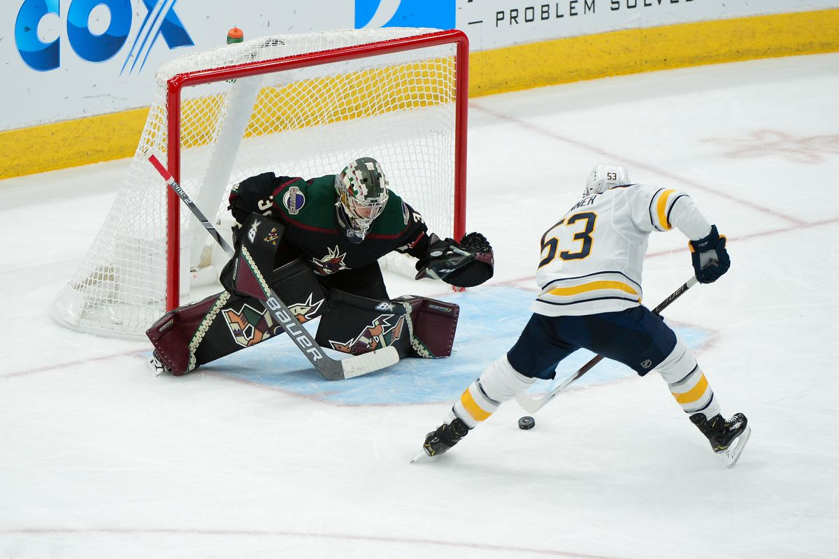 Overanalyzing Jeff Skinner s First Goal With The Buffalo Sabres ... 92202bf95
