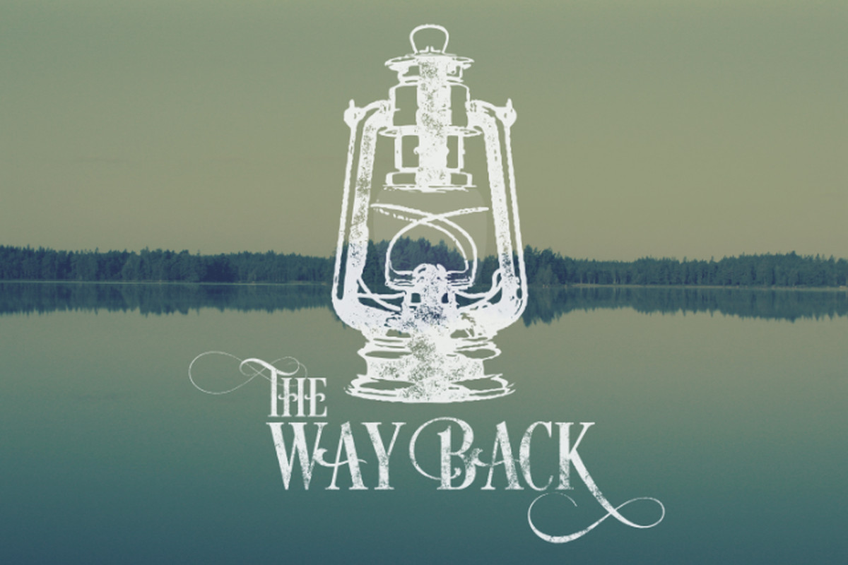 The Way Back Logo