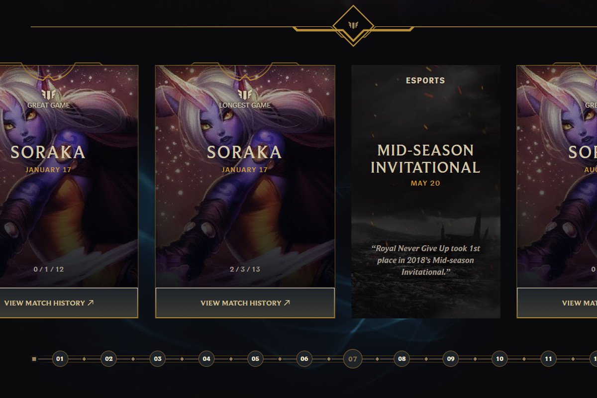 summoners name league of legends