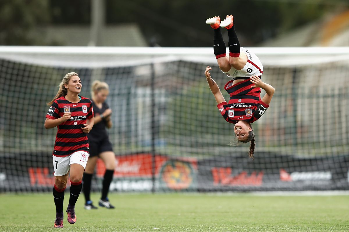 W-League Rd 7 - Western Sydney v Melbourne City