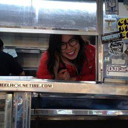 Natasha Phan, 27, Kogi Group and Reiss Co, LA