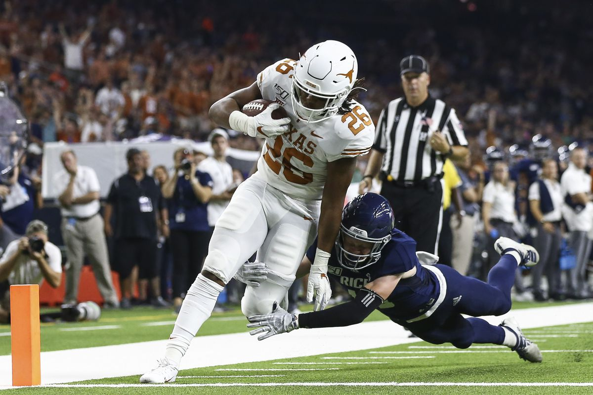 Three thoughts for the Texas Longhorns against the Kansas Jayhawks