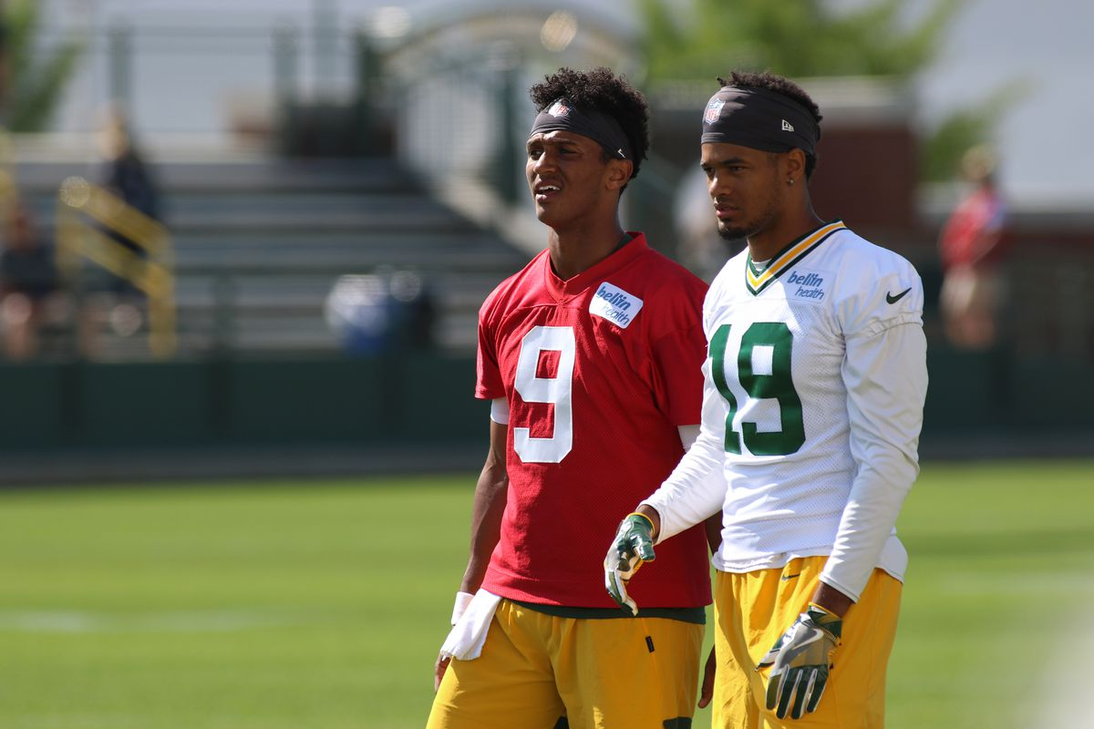 NFL: AUG 01 Packers Training Camp