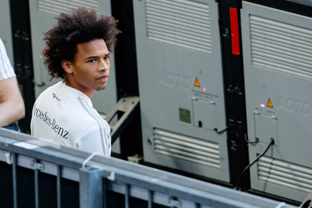 """Could Leroy Sane?s new agent jeopardize a move to Bayern Munich"""""""