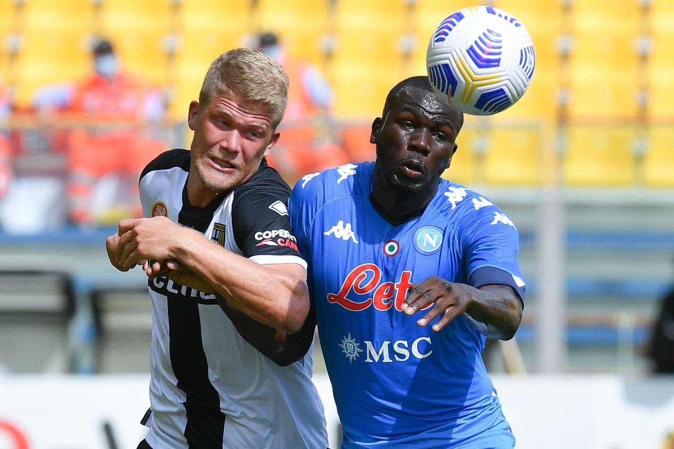 Parma Calcio 1913 v SSC Napoli - Serie A