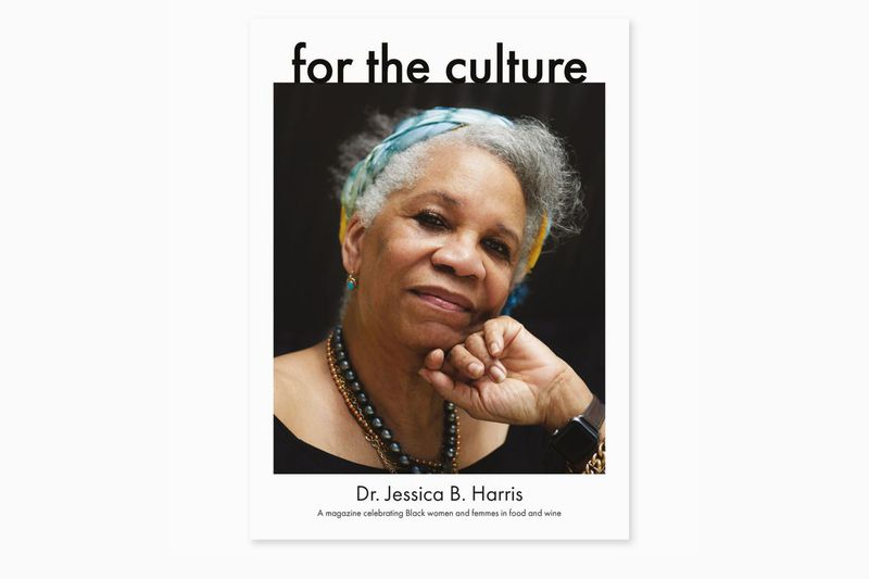 For the Culture magazine cover