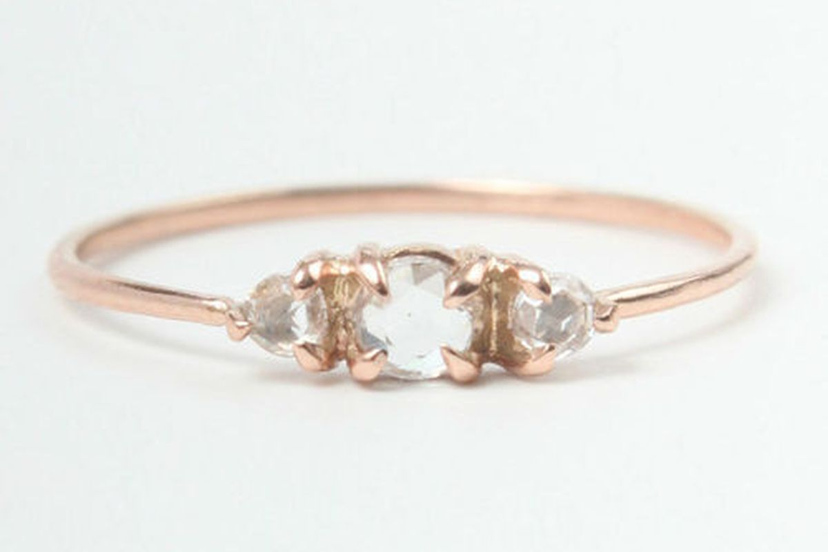 not blog setting double rings engagement allurez basic l gold rose halo ring so from diamonds diamond