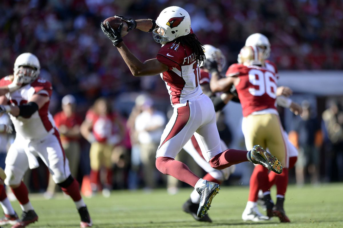 337e2ec4 NFL Trade Deadline: Bringing Larry Fitzgerald back to Pittsburgh ...