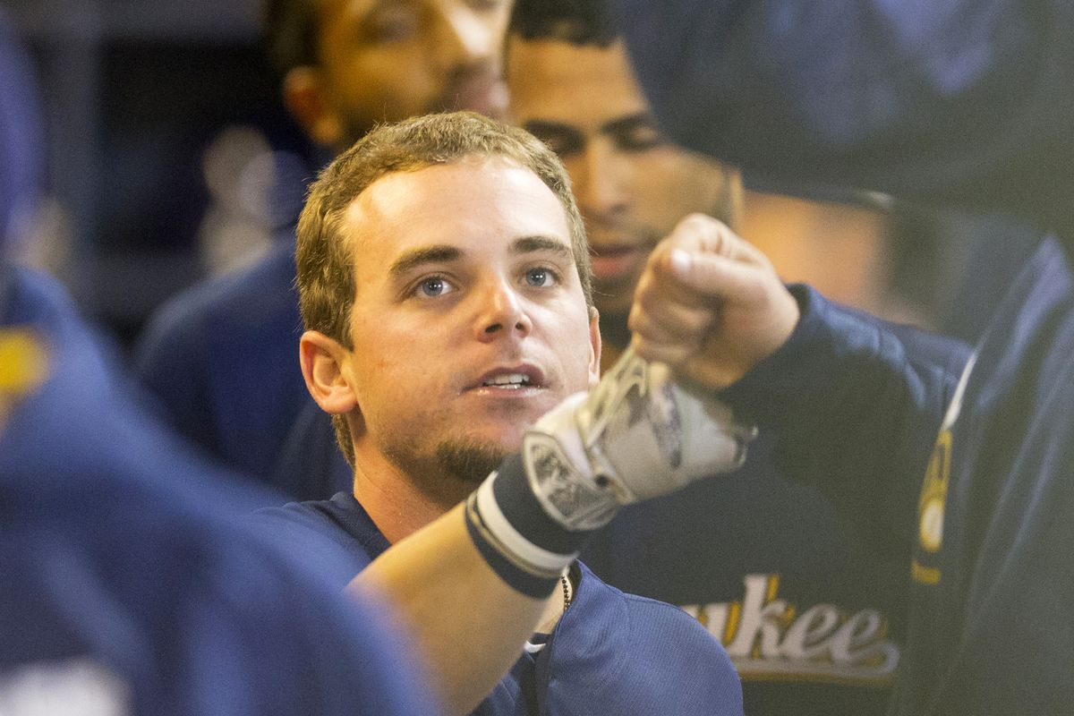 Scooter Gennett's hot start leads the Brewers