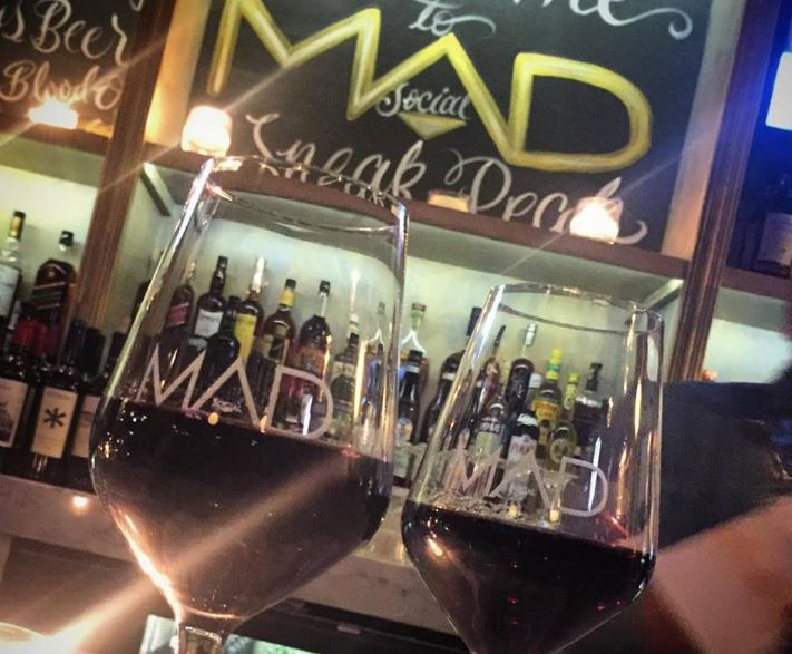 Mad Social is among the pop-ups featured at this year's Taste of Chicago. | FACEBOOK/MAD SOCIAL