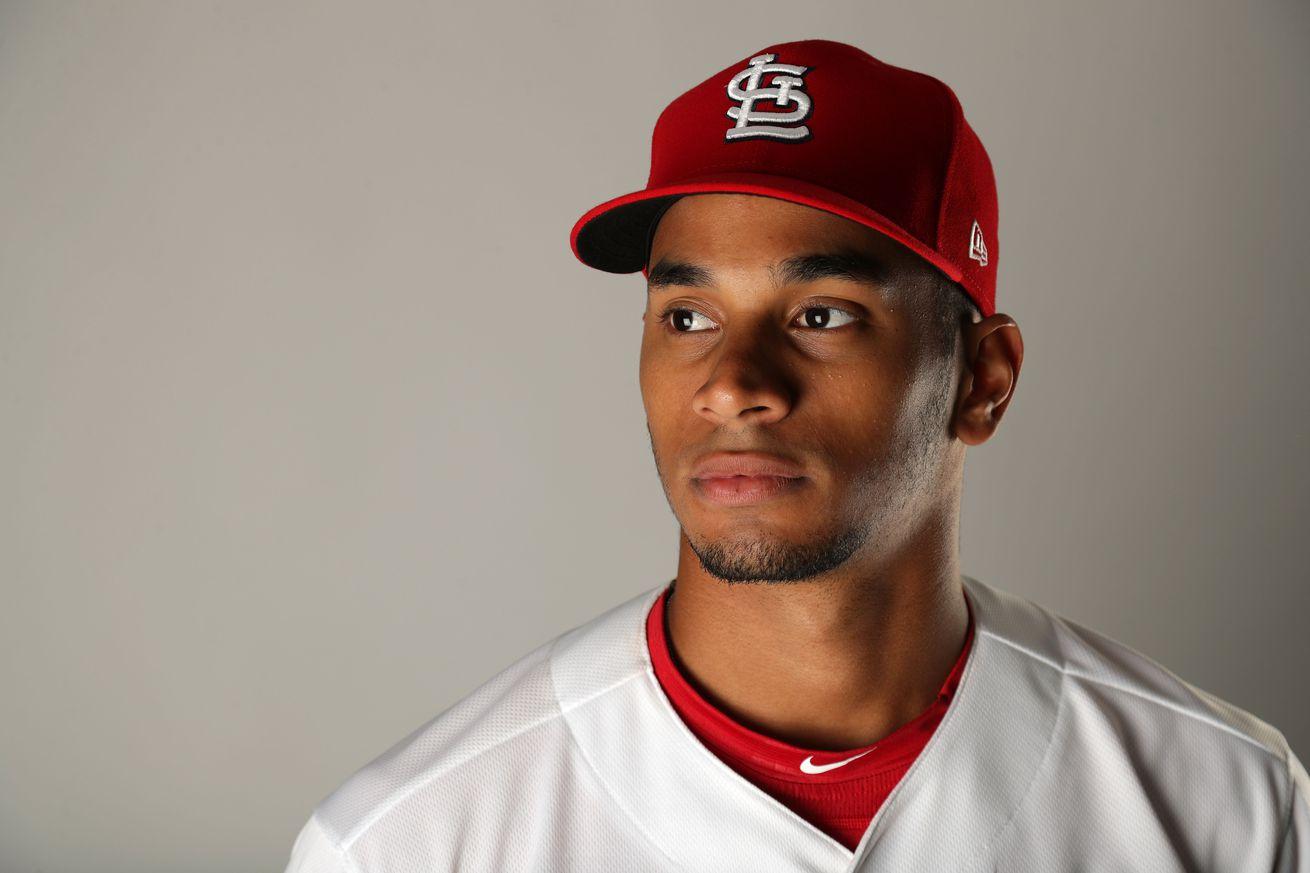 Cardinals prospect Oscar Mercado