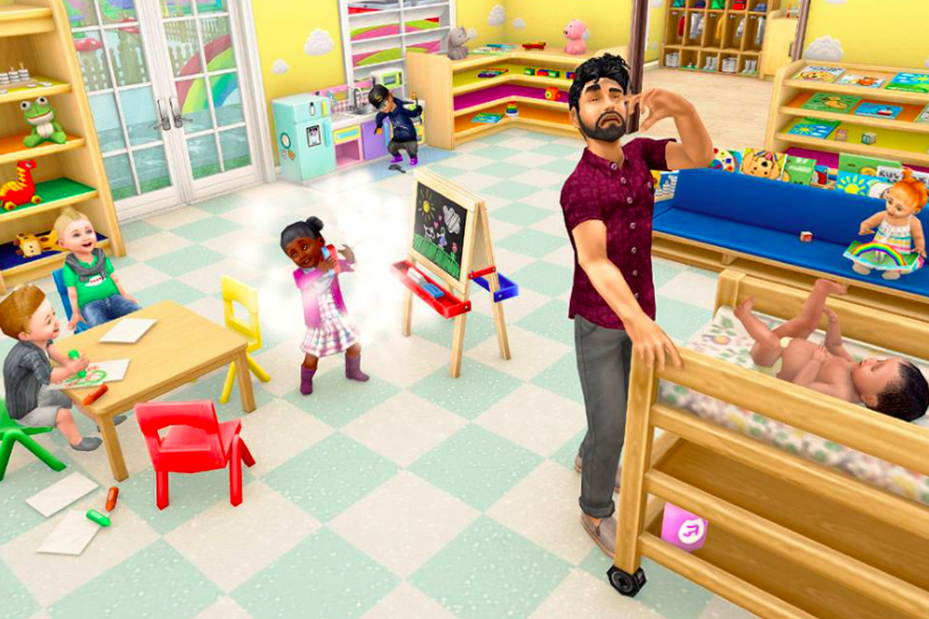 why a sims game took seven years to add a pregnancy story arc