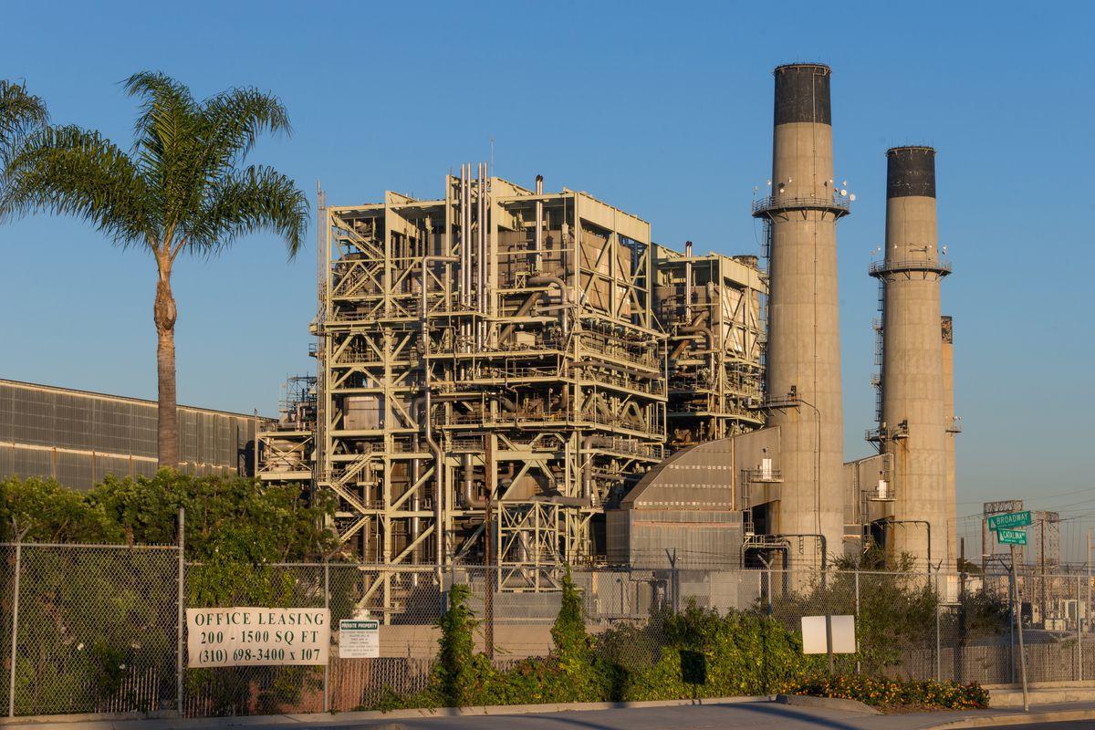 Redondo Beach power plant