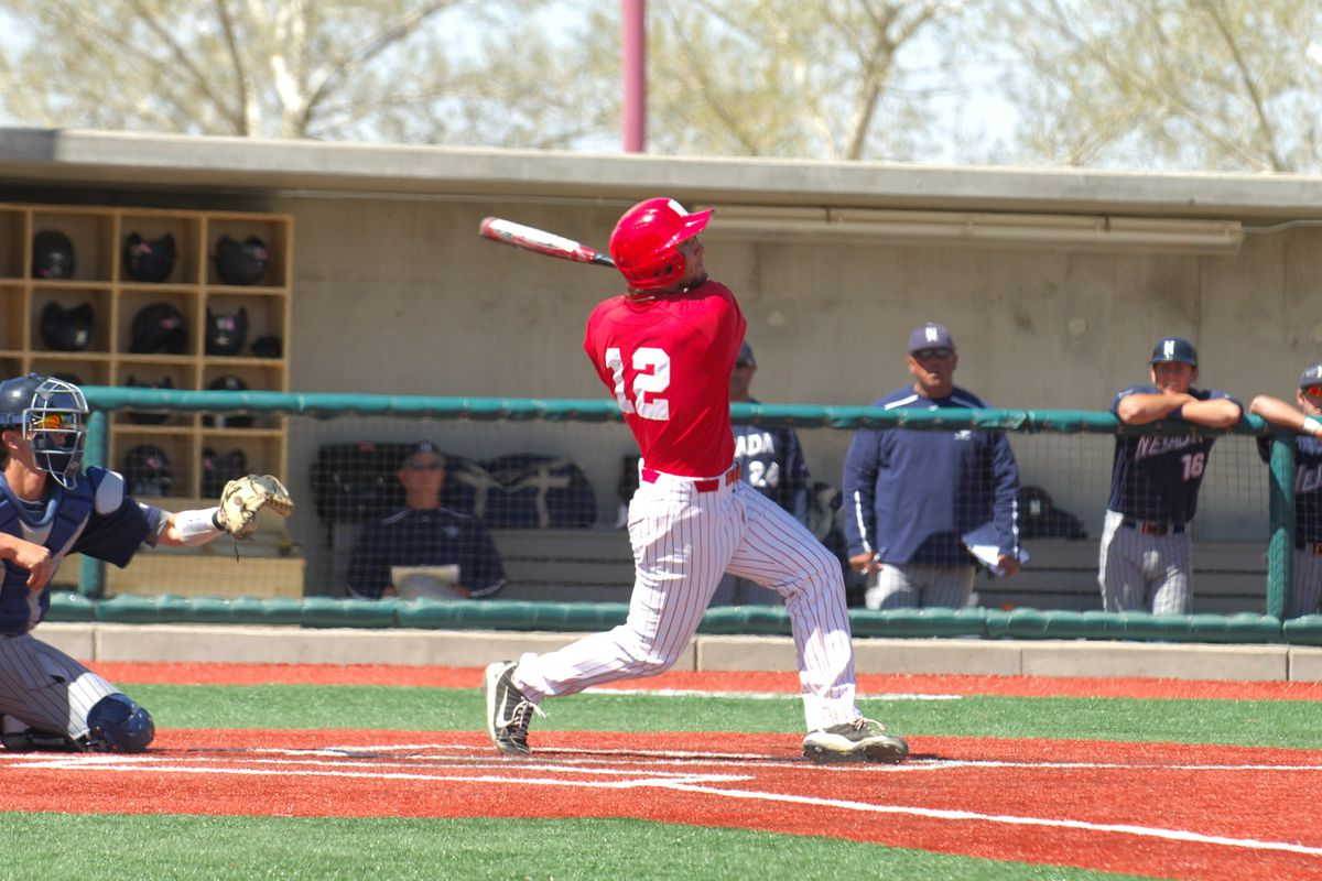 Chase Harris is one of the reasons New Mexico is in first