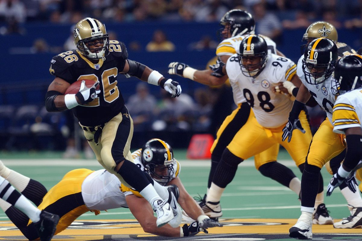 bb0370ee4ea New Orleans Saints vs. Pittsburgh Steelers  Series history and ...