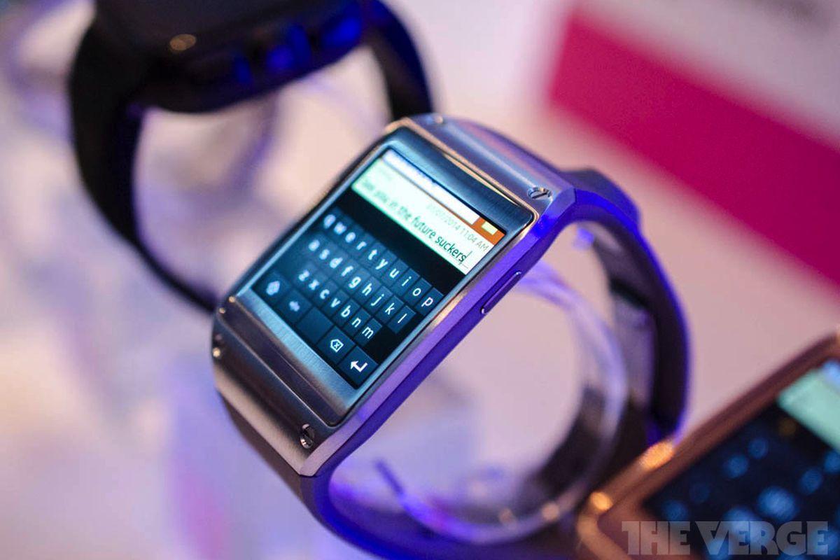 Samsung Gear Swype