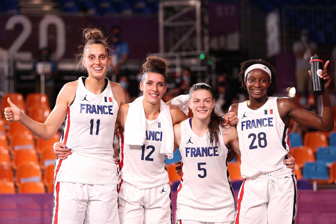 3x3 Basketball - Olympics: Day 3