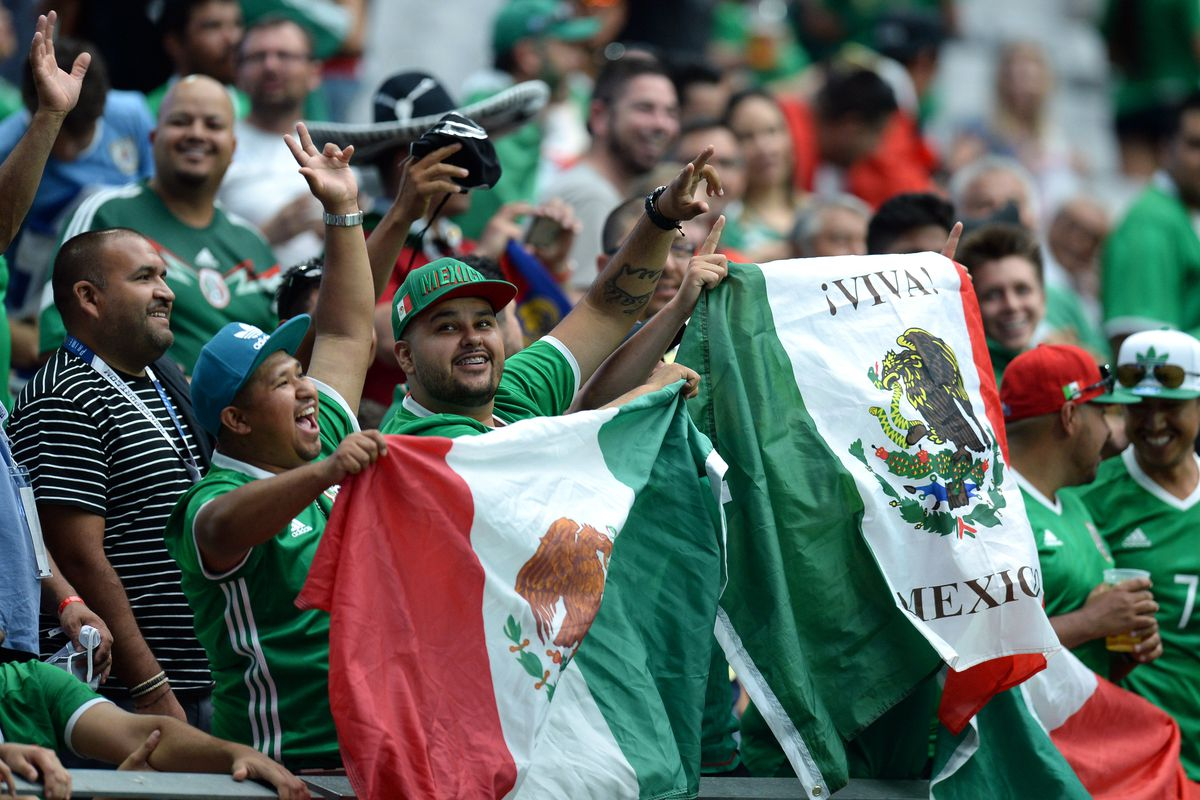 Mexico Soccer Fans Yell Gay Slur Puto During Copa Match