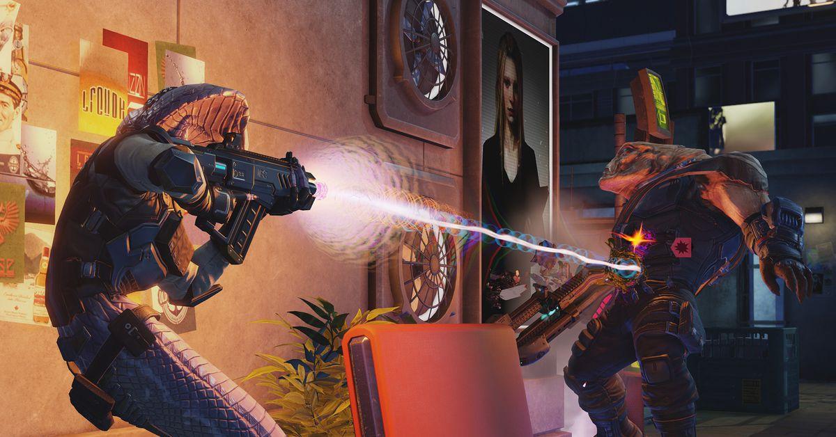 كان تغيير XCOM لـ Chimera Squad أمرًا صعبًا ، حتى أن الأسطورة Sid Meier الأسطوري جربه 1